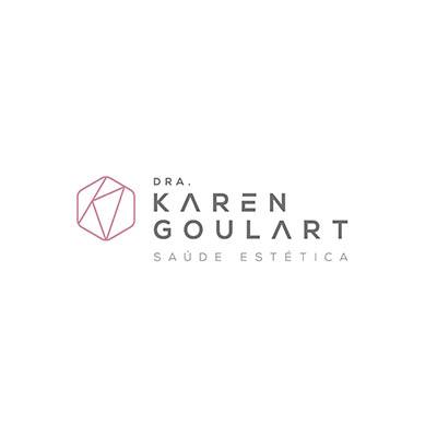 Logotipo Karen Goulart