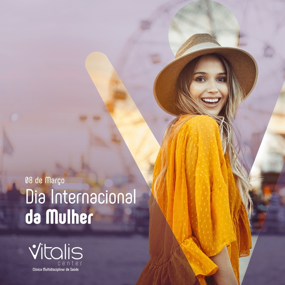 Ações em redes sociais da Vitalis Center
