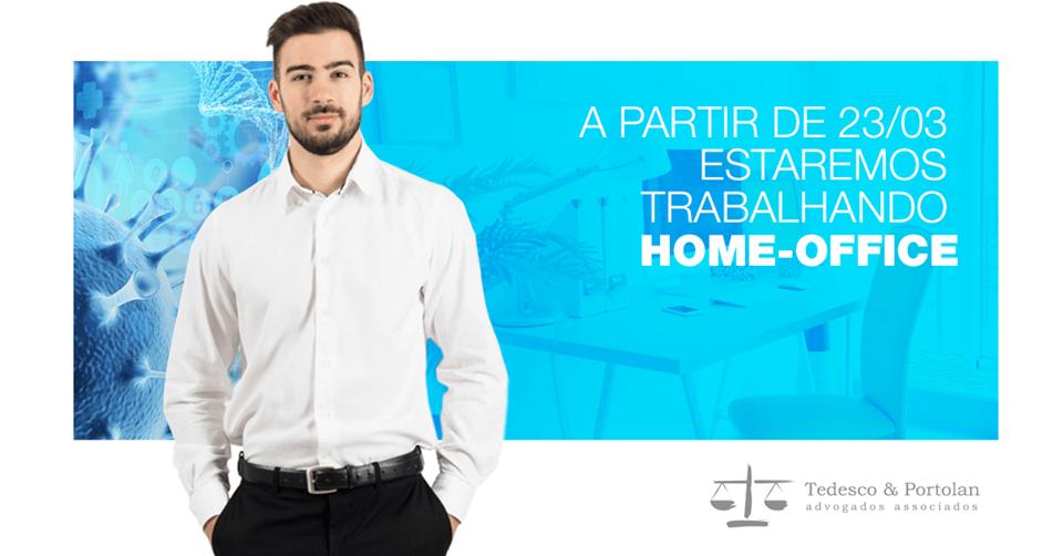 Redes sociais Tedesco & Portolan Advogados