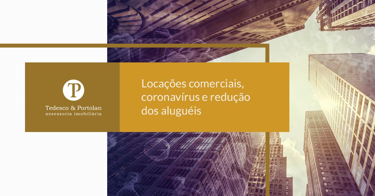 Postagem em rede social realizada para Tedesco & Portolan Assessoria Imobiliária
