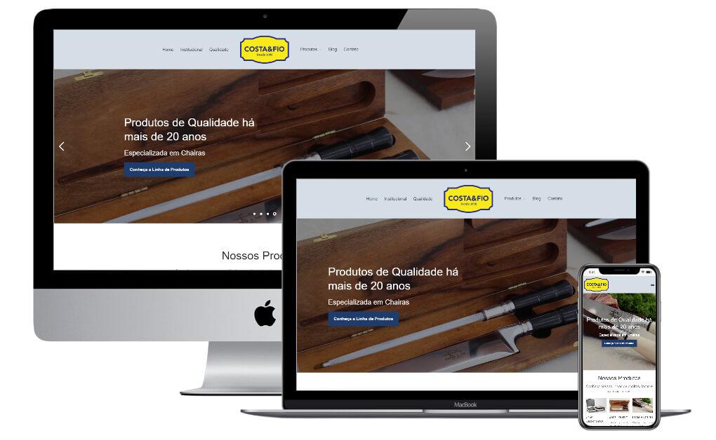 Website Costa & Fio