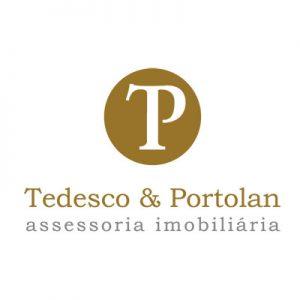 Logotipo Tedesco & Portolan Assessoria Imobiliária